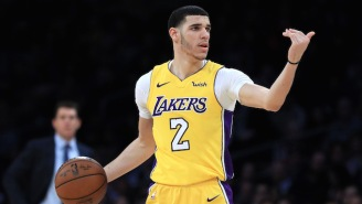 Big Baller Brand Announced Lonzo Ball Will Return To The Lakers Lineup On Friday
