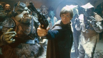 We Dare You To Explain Luke's Plan To Rescue Han In 'Return of the Jedi'