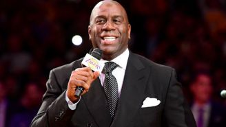Stephen A. Smith Can't Wait To Ask Magic Johnson All About His Lakers Departure