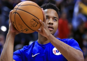 Markelle Fultz And The Sixers Have Turned To Virtual Reality To Try To Fix His Shooting