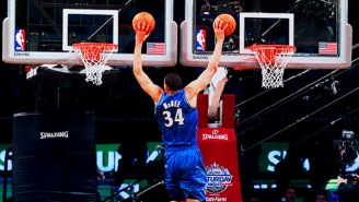 Remembering The Forgotten Brilliance And Unparalleled Controversy Of The 2011 Dunk Contest