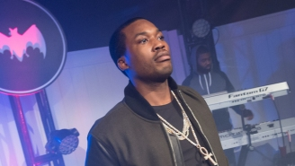 Meek Mill's Mother Kathy Williams Makes A Tearful Plea For The Philadelphia DA To 'Step In' On His Case