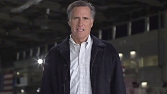 Mitt Romney Finally Announces His Utah Senate Run With A Thinly Veiled Attack On Trump's Washington