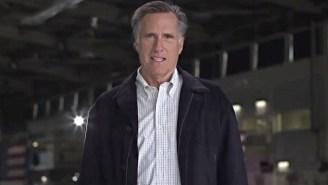 Mitt Romney Finally Announces His Utah Senate Run With A Thinly Veiled Attack On Trump's Washington