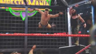 This Year's Men's Elimination Chamber Match Set Another Unexpected Record