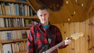 Mount Eerie Celebrates The Life Of His Late Wife On The Vulnerable Single 'Tintin In Tibet'
