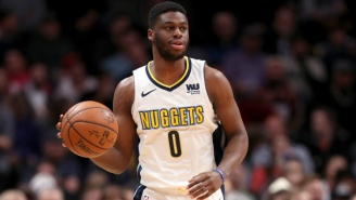 The Latest Three-Team Trade Will Feature Emmanuel Mudiay Joining The Knicks