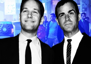 A Fun Conversation With 'Mute' Stars Paul Rudd And Justin Theroux About 'M*A*S*H,' Atari, And A Host Of Other Things