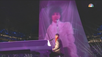 Justin Timberlake Did Pay Homage To Prince During His Halftime Show — But Not With A Hologram