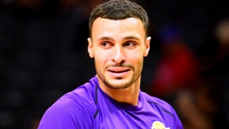 Larry Nance Jr. Gave An Emotional Goodbye To Laker Nation On His Way To Cleveland