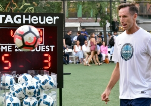 Steve Nash Will Reportedly Make His Broadcasting Debut In A Sport Other Than Basketball