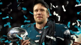 The Eagles Are Reportedly Expected To Franchise Tag Nick Foles Before Trying To Trade Him
