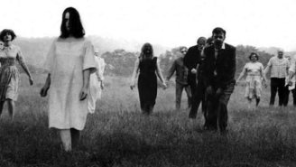 A Posthumous 'Night Of The Living Dead' Book By George Romero Is Releasing In 2019