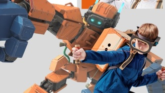 Nintendo Labo Shows How We're Already Living In The Future