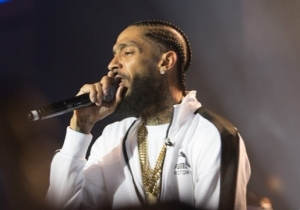 Nipsey Hussle's Memorial Service Will Include Performances From Jhene Aiko, Anthony Hamilton, And Steve Wonder
