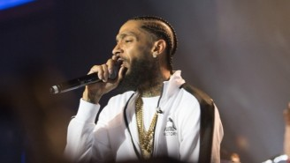A Shooting Occured During Nipsey Hussle's Album Release Party In Venice