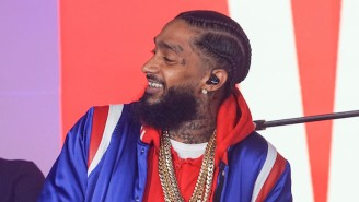 Nipsey Hussle's 'Victory Lap' Marks His First Appearance On The 'Billboard' Hot 200 Chart
