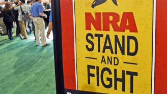 The NRA Lashes Out At The 'Cowardice' Of The Many Brands Cutting Ties With The Gun Lobby