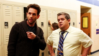 Patton Oswalt And Glenn Howerton Discuss 'A.P. Bio' And Being Smart Without Being A Douche