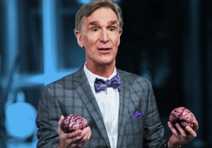 Bill Nye On How He's Evolved His Netflix Show, And Where He Wants To Go From Here