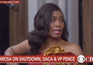 Omarosa Chillingly Warns That We'll Be 'Begging For The Days Of Trump' If Pence Takes Over