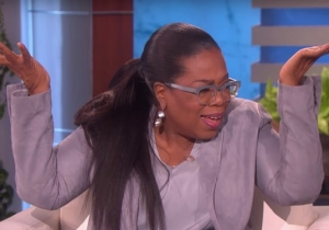 Oprah Had A Speechless Reaction To Donald Trump's Twitter Taunting