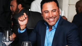 Oscar De La Hoya Predicts A Knockout In The Canelo-GGG Rematch