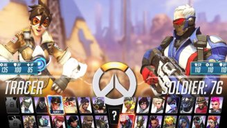 'Overwatch' Looks Great As A Fighting Game