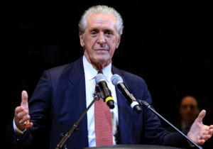 Pat Riley Is Overjoyed About Dwyane Wade's Return To The Miami Heat