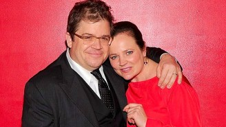 Patton Oswalt Commemorates The Publication Of His Late Wife's New Book With A Touching Tribute