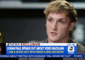 Logan Paul Says People Are Now 'Ironically' Telling Him To Commit Suicide Over Video Backlash