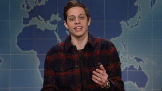 Pete Davidson Shares A Tale Of Pants Removal And Incredibly Bad Timing On 'Weekend Update'