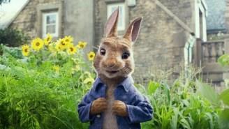 'Peter Rabbit' Is Facing Boycott Threats Over A Food Allergy Scene