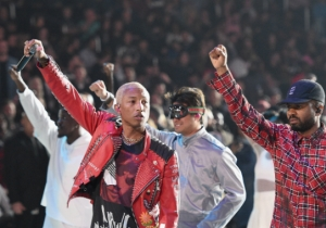 Pharrell Williams Has A Message For Those Holding Up Progress In Sports: 'Get Out The Way'