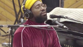 Premiere: PJ Morton And His Band Had A Ton Of Fun Covering Bee Gees' 'How Deep Is Your Love'