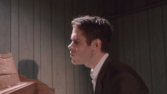 Porches Gives An Intimate Church Performance In His Emotionally Trying 'Goodbye' Video