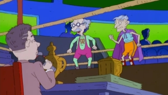 The Wrestling Episode: 'Rugrats' On Why You Shouldn't Take Babies To A Show