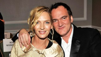 Quentin Tarantino Explains His Treatment Of Uma Thurman, Calling The 'Kill Bill' Crash A 'Horrendous Mistake'