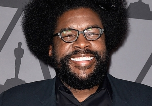 Questlove Breaks Down The Birth Of Hip-Hop With O'Shea Jackson, Jr. On 'Drunk History'