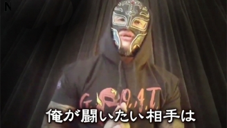 Rey Mysterio Has Been Forced To Pull Out Of New Japan's Long Beach Show, But His Replacement Is Exciting