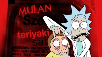 McDonald's Is Bringing Back Rick And Morty's Beloved Sauce Once Again