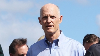Florida Gov. Rick Scott Calls For Outlawing Bump Stocks And Raising The Minimum Age For Gun Sales