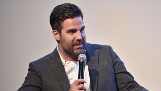 Comedian Rob Delaney Announces The Death Of His Son, Encourages Fans To Donate To Cancer Support Groups