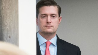 Report: Rob Porter's Security Clearance Was Delayed Last Fall Over Concerns He Was 'Violent'