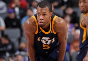 Rodney Hood Is Garnering Interest From The Thunder And Others Ahead Of Thursday's Trade Deadline