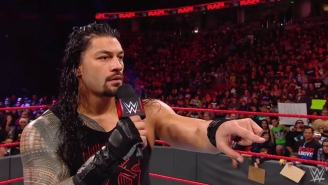 Roman Reigns Will Be This Week's Guest Picker On ESPN's 'College Gameday'