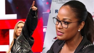 Laila Ali Weighed In On Ronda Rousey Joining WWE