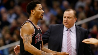 Derrick Rose Says Tom Thibodeau Compliments Are 'Crazy' Cause He Didn't Get Any After Winning MVP