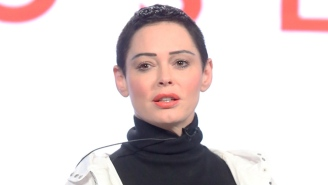 Rose McGowan Cancels Her Upcoming Public Appearances After A Heated Confrontation At A Book Event In NYC