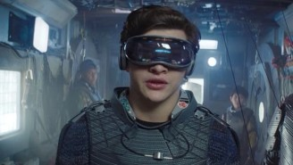 Steven Spielberg Slips A Reference To One Of His Best Movies In The New 'Ready Player One' Trailer